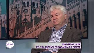 Ma Mutatja Be EP-választási Programját A Fidesz