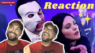 THE PHANTOM OF THE OPERA- VOICEPLAY FT. RACHEL POTTER REACTION BY PRINCESSPUDDING!
