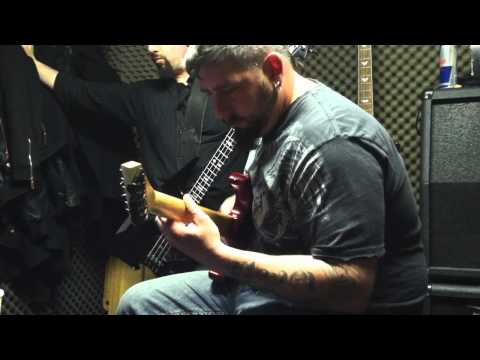 A Lesson In Violence - Guitar Tracks [new material 2012]
