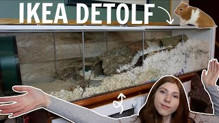 Is This A Good Hamster Cage? | IKEA Detolf