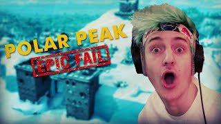 Ninja Fell Off Polar Peak and This Happened..