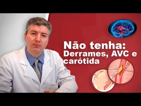Tratamento da hipertensão com osteocondrose cervical