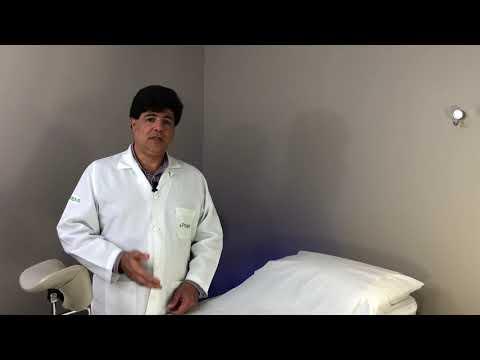 O tratamento com uma queda acentuada na pressão arterial