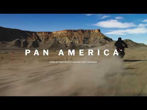 2021 Harley-Davidson® Pan America™ 1250 Special Baja Orange / Stonewashed White Pearl