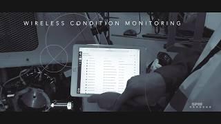 SPM Instrument introduceert Airius draadloze trillingssensor