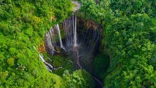 Tumpak Sewu (Coban Sewu – Mini Niagara Falls in Indonesia