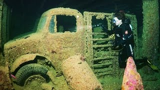 Top 15 Mysterious Things Found Underwater - Video Youtube