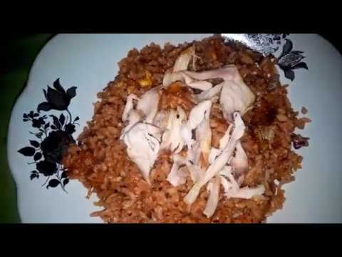Video Resep Membuat Nasi Goreng Praktis Ala Kaki Lima (tasty fried rice recipe)