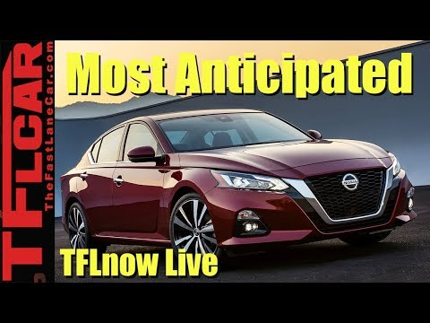 Top 10 Most Anticipated Cars And Trucks Of 2019 - TFLnow Live Show #17