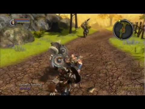 Видео № 1 из игры Untold Legends Dark Kingdom (Б/У) [PS3]