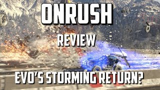 ONRush: Review & Technical Analysis   PS4-PRO