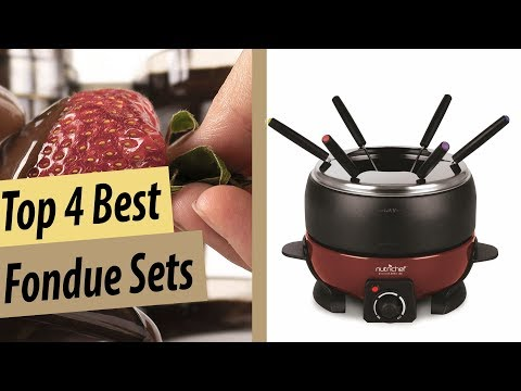 Best Fondue Set | Top 4 Fondue Pot Reviews