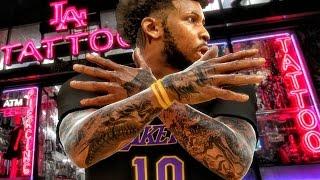NEW TATTOOS GOT ME JUICED! NBA 2K17 My Career Gameplay Ep. 38