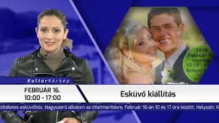 TV Budakalász / Kultúrkörkép / 2019.02.14.