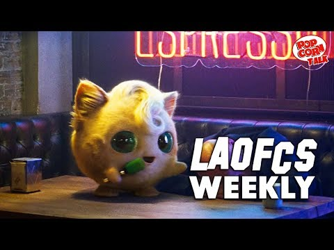 LAOFCS: Detective Pikachu Review, Best & Worst Video Game Movies, It: Chapter Two Trailer Reaction