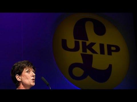 Βρετανία: Πάλι «ακέφαλο» το UKIP – Παραιτήθηκε η Νταϊάν Τζέιμς, 18 μέρες μετά την εκλογή της