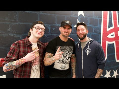 CM Punk is Interested in a Wrestling Return- My Mom's Basement Podcast with CM Punk Full Episode