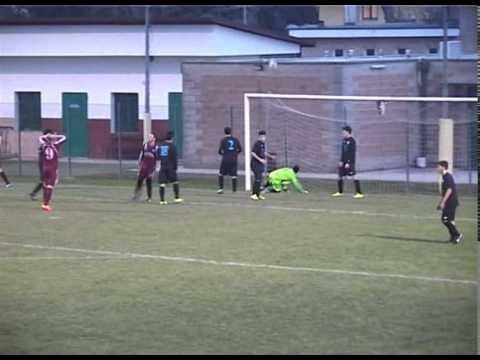 Preview video ABIGNASEGO - VIRTUS PADOVA 4-4 (Juniores Reg. 13.12.2014)