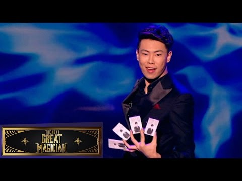Amazing Sleight of Hand by Hun Lee | The Next Great Magician