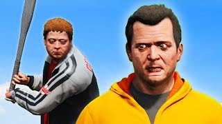 If GTA 5 Was A Comedy TV Show (Part 4)