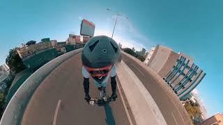 Lone Wolf   Kaabo Wolf Warrior   GoPro Max   FPV POV Ride