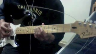 Send It On-D'Angelo Guitar Cover (Izzy Vulaca)