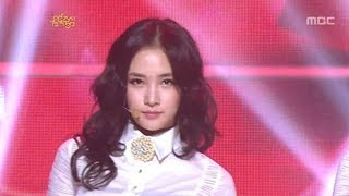 Spica - Lonely, 스피카 - 론리, Music Core 20121215