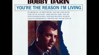"Bobby Darin - ""Who Can I Count On?"" 1963 Studio Duet with Merry Clayton"
