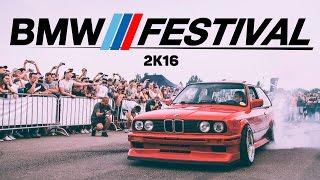 BMW FESTIVAL 2016. LOWDAILY.