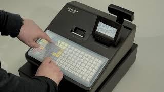 Sharp XE-A 217X Grundprogrammierung NEU 11-20