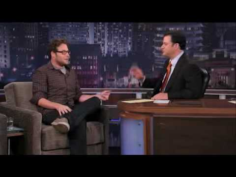 Seth Rogen o setkání s Megan Fox