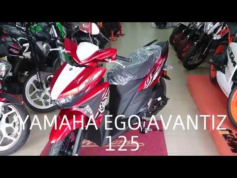 YAMAHA EGO AVANTIZ MALAYSIA REVIEW