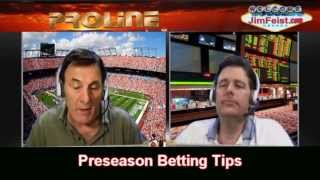 NFL Preseason Week 1, Dolphins/Cowboys, Betting Tips, Aug. 1, 2013