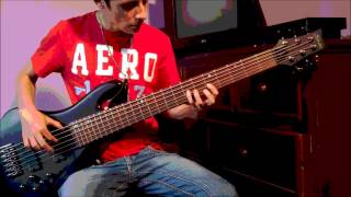 Anthrax Madhouse Bass Cover