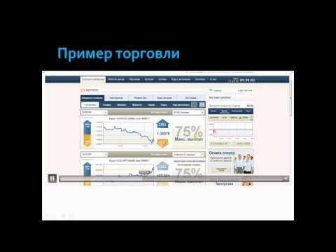 Заработок на бинарных опционах в контакте