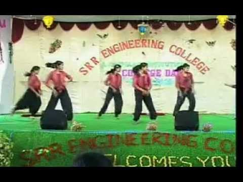 A very good choreography by final yr student from SRR engineering EEE dept Miss. Preethi Manohar :)   Uploaded by raventheboxci on Jun 27, 2012   SRR Engineering College, Chennai