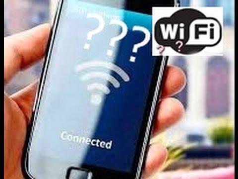 Video Cara Mengatasi Wifi android yang tidak bisa kenksi jaringan wifi 100% AMPUH