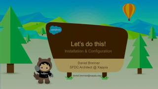 Integrate Salesforce and Active Directory Step by Step