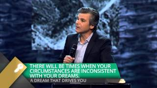 """A Dream That Drives You"" with Jentezen Franklin"