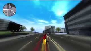 The Flash Video Game: Central City Tour