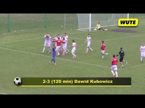 WIDEO: Hutnik Kraków - Apklan Resovia 2-3 [SKRÓT MECZU]