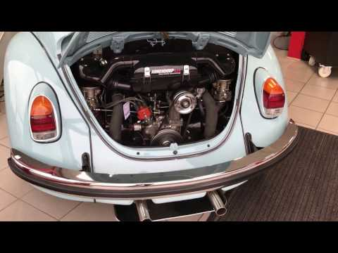 Ahnendorp Customsport Auspuff VW Käfer Typ 1 Motor Klang Soundprobe