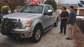 Surprising Parents With Their Dream Car Compilation Part 4 - Try Not To Cry Challenge - 2018
