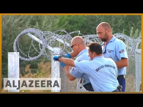 Balkan countries pressured by EU over refugee migration route | Al Jazeera English