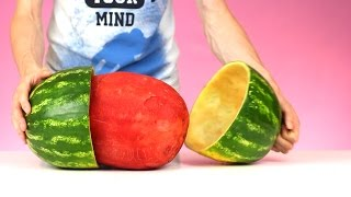 9 WATERMELON HACKS AND WAYS TO CUT From Mr. Hacker