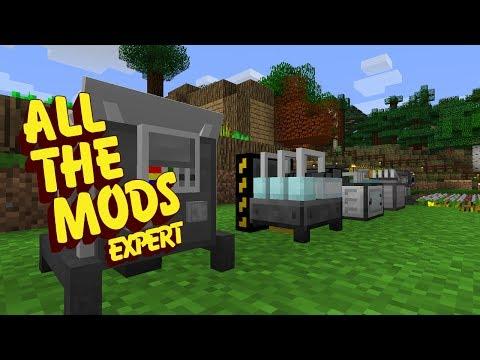 All The Mods Expert Mode - ROCKHOUNDING [E12] (Minecraft Expert Mod Pack)