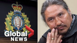 Feds Urged To Investigate Alleged Police Beating Of First Nations Chief