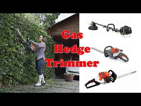 Top 9 Best Gas Hedge Trimmer
