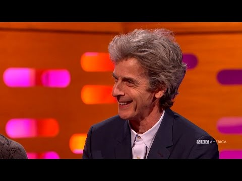 Peter Capaldi Reveals Why He's Leaving Doctor Who - The Graham Norton Show