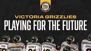 Victoria Grizzlies: Playing For The Future